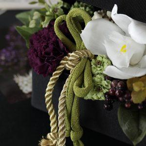 和の贈呈花